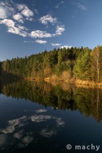Němčická přehrada