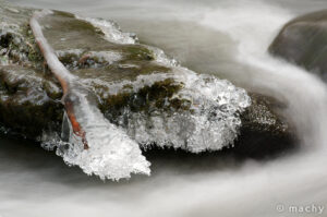 Potok Brodec pod Velkým Blaníkem
